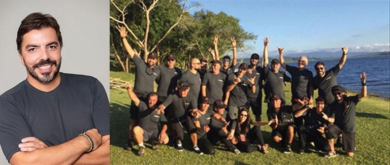 Equipe Adpata Treinamentos - Team Building